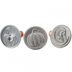 Set de 3 sellos para galletitas Halloween Nordic Ware®