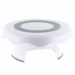 Base giratoria para tortas con pie ajustable Wilton®