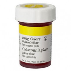 Colorante en gel amarillo dorado (Golden Yellow) Wilton®