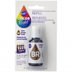 Repuesto de Color Right System™ Marron basico Wilton® 19 ml