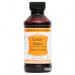 Emulsión de Cookie Butter LorAnn® 118 ml ( SALE )