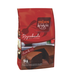 MIx bizcochuelo chocolate x 1 kilo