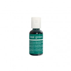 Colorante en Gel Teal Green