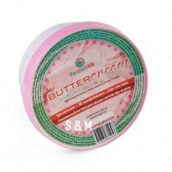 Buttercream crema vegetal concentrada sabor frutilla yogurt