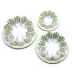 Cortante de galletitas Flores Carnation Cutter