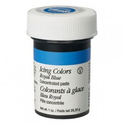 Colorante en gel azul real (Royal Blue) Wilton®