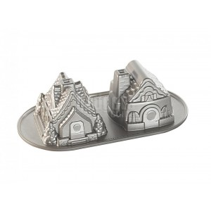 Molde Gingerbread House Duet Nordic Ware®