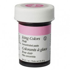Colorante en gel rosa bebe (Pink) Wilton®