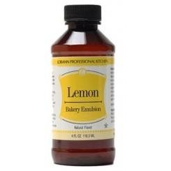 Emulsión de limón natural (Lemon) LorAnn® 118 ml