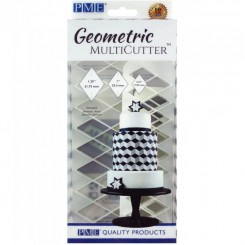 Cortantes Geometric MultiCutter Diamante